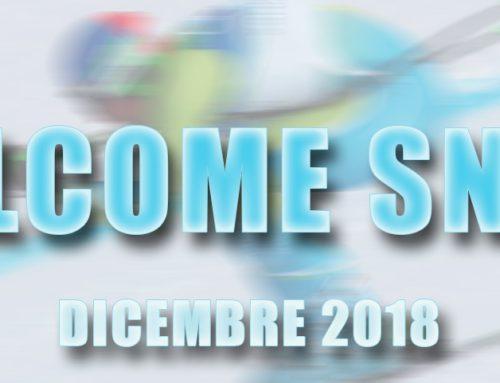 Promozione Welcome Snow Dicembre 2018
